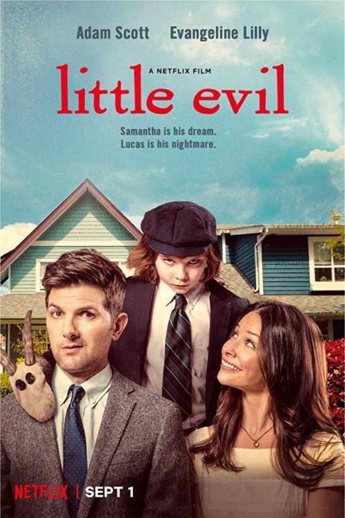 دانلود فیلم Little Evil 2017